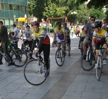 Подршка пешацима, бициклистима и здравим стиловима живота