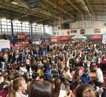 Спортске игре младих у Ваљеву