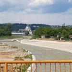 Преглед радова на изградњи и реконструкцији регулације на рекама Колубара, Јабланица и Обница