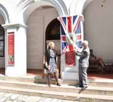 Британска амбасада јуче у Ваљеву у својој другој Pop-Up  амбасади
