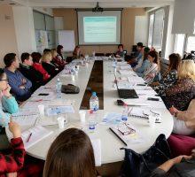 """Спроведена обука """"Породични сарадник"""" у Ваљеву у оквиру пројекта """"Невидљива деца"""""""