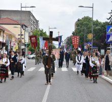 Данас обележена слава града Ваљева Духовски понедељак