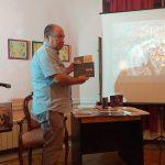 Ауторско вече Дејанa Богојевићa и представљање културе града Ваљева у Никшићу