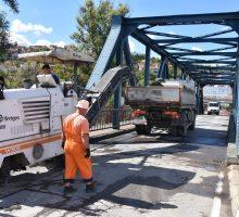 Измена режима саобраћаја на мосту у Градцу