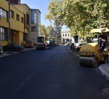 Реконструисана Улица Проте Матеје