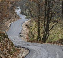 Наставак асфалтирања у селу Козличић