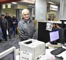 Плаћање картицама на шалтерима Градске управе
