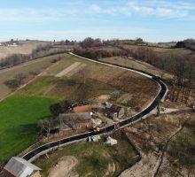 Завршено асфалтирање у селу Врагочаница