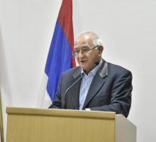 Преминуо председник Скупштине Милорад Мића Илић