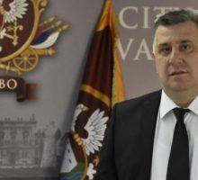 Божићна честитка градоначелника Ваљева