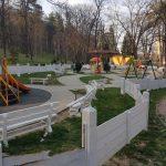 Очишћени паркови и јавне површине