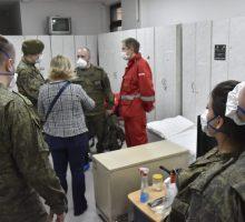 Руски медицински експерти у Ваљеву