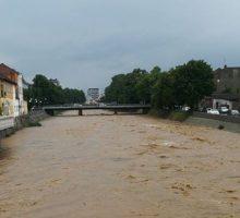 Опасност од поплава у Ваљеву