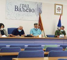 Штаб за ванредне ситуације града Ваљева