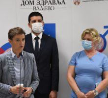 Премијерка посетила Ваљево