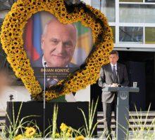 Саучешће поводом смрти градоначелника Велења