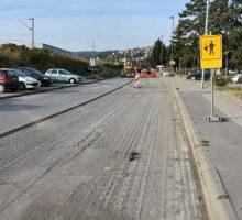 Пресвлачење асфалтом две важне улице