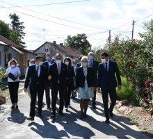 Подршка Европске уније и Владе Србије здравству и Ромима у Ваљеву