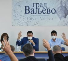 Одржана прва седница Градског већа