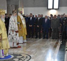 Парастос владики Милутину служио патријарх