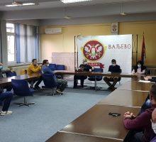 Састанак градоначелника и угоститеља