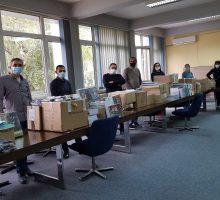 Град поделио школски материјал за ромске ученике