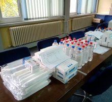 Немачка развојна сарадња обезбедила заштитну опрему за услуге социјалне заштите у Ваљеву