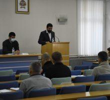 Седница Градског већа 1. децембра